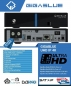 Preview: GigaBlue UHD IP 4K Single DVB-S2X Tuner Multiroom Ultra HD IP Box Receiver