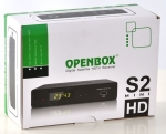 Openbox S2 Mini HD+ HDTV Sat Receiver