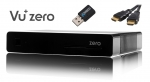 VU+ ZERO HDTV Linux Satelliten Receiver incl. HDMI Kabel inkl Wlan USB