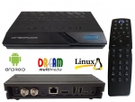 Dreambox One 4K 1x DVB-S2X Multistream Tuner Linux Receiver UHD 2160p